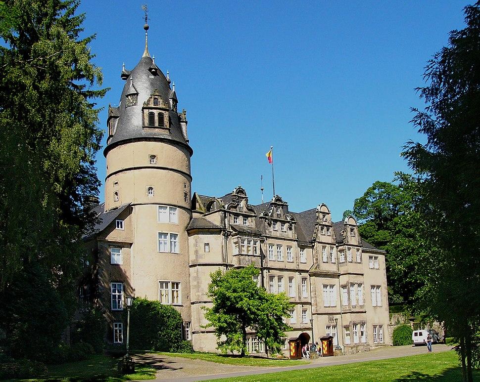 Detmold Schloss01