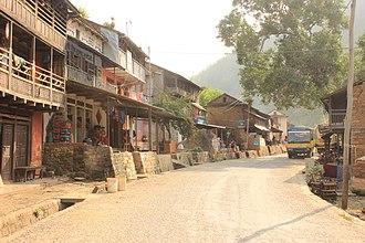 Nilkantha, Nepal - Dhadingbesi Highway