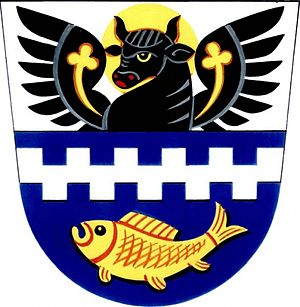 Dolní Heřmanice - Image: Dhermanice znak