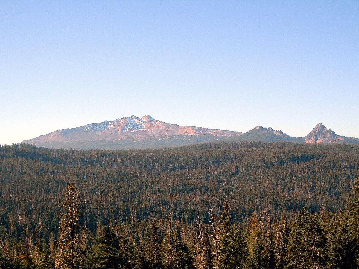 Diamond Peak (Oregon) - Wikipedia