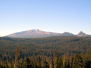 Diamond Peak (Oregon) mountain in United States of America