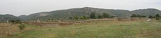 Diana Fortress - Image: Diana pan