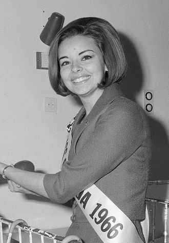 Miss Canada - Diane Landry, Miss Canada 1966