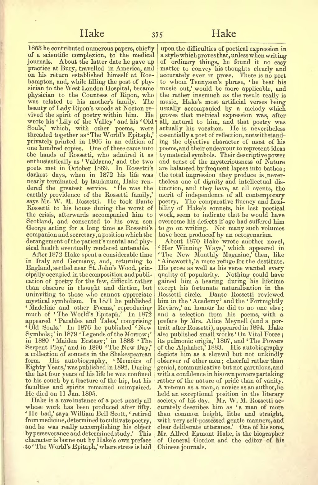 Pagedictionary Of National Biography Sup Vol Ii 1901vu387