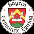 Dienstsiegel Bayern Gemeinde Eglfing.png