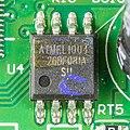 Digitalbox Imperial DB 1T basic - controller board - Atmel AT26DF081A-92728.jpg