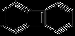 Biphenylene - Image: Diphenylene