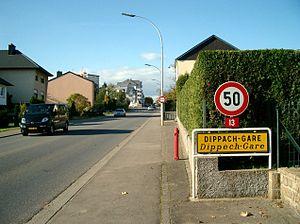 Dippach - Dippach-Gare