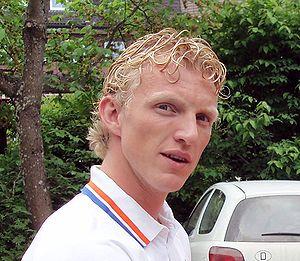 Dirk Kuijt, Spieler der niederländischen Fußba...