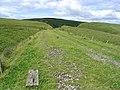 Dismantled railway track - geograph.org.uk - 509380.jpg