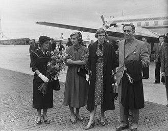 Diane Disney Miller - Disney family (1951)