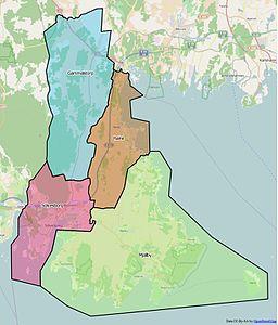 Solvesborgs Distrikt Wikipedia