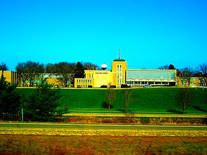 Divine Word College - Image: Divine Word College panoramio