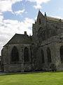 Dol-de-Bretagne (35) Cathédrale Chevet 04.JPG
