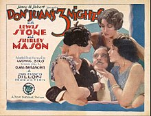 Don Juan's Three Nights lobby card.jpg