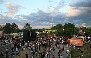 Donauinselfest - Donauinselfest in 2007