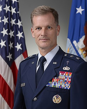 Chief of Chaplains of the United States Air Force - Image: Dondi E. Costin 150908 F JJ904 042