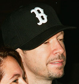 Donnie Wahlberg in 2008