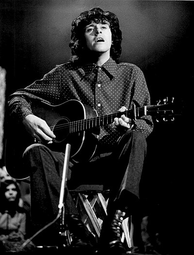 Picture of a band or musician: Donovan