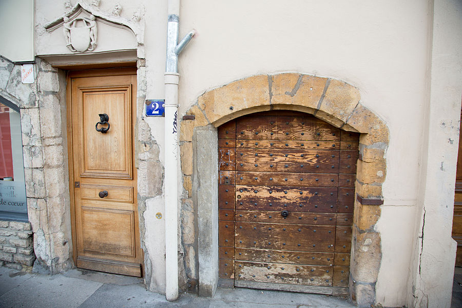 Doors of Lyon, France 24.jpg