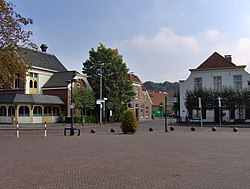 Square in Borne