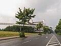 Dortmund-Universität, straatzicht foto1 2010-08-08 11.13.JPG