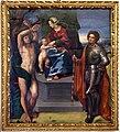 Dosso dossi, madonna coi ss. sebastiano e forse giorgio, 1517-18 ca. 01.jpg