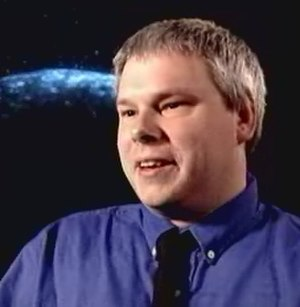 Ian P. Griffin - Dr Ian P. Griffin at the Space Telescope Science Institute. NASA image