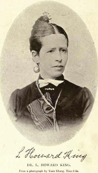 Leonora King - Dr Leonora Howard King