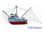 Trolling (fishing) - Wikipedia