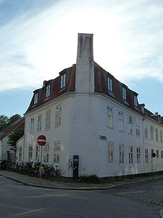 Dronningensgade - Image: Dronningensgade 3, Copenhagen