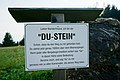 Du Stein (1000 m ü.A), Wandelitzen, Kärnten.jpg