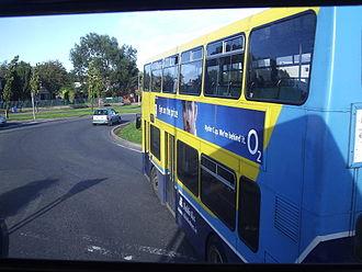 Artane, Dublin - Dublin bus Artane.