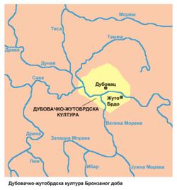 Dubovac zuto brdo culture-sr.png