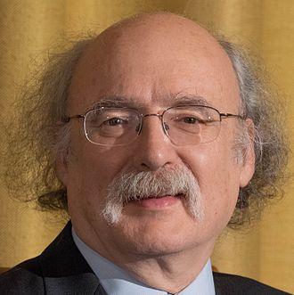 Duncan Haldane - F. Duncan M. Haldane during Nobel press conference in Stockholm, Sweden, December 2016