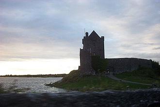 Kinvara - Dún Guaire castle