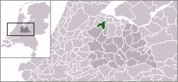 Location of Abcoude