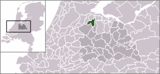 Abcoude - Image: Dutch Municipality Abcoude 2006