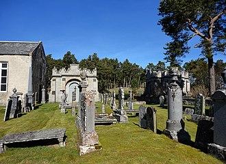 Clan Grant - Duthil Old Parish Church and Churchyard