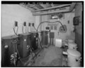 ELECTRICAL TRANSFORMERS, BASEMENT - Hamilton Field, Hospital, Hospital Drive, Novato, Marin County, CA HABS CAL,21-NOVA,1BB-7.tif