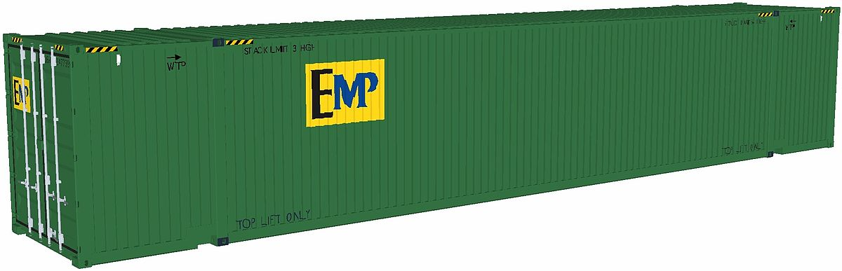 Free Shipping Sites >> Largest domestic 53 foot container companies (fleet size) - Wikipedia