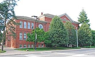 Eastern Michigan University Historic District - Welch Hall