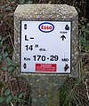 ESSO Pipeline Marker Post - geograph.org.uk - 84651.jpg