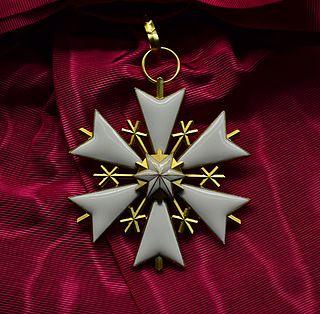Order of the White Star award of Estonia