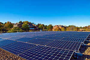 Eastern Mennonite University - Eastern Mennonite University Solar Array