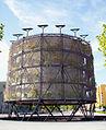 Eco-Boulevard de Vallecas (Madrid) 01.jpg
