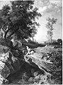 Edmund Friedrich Kanoldt - Amor findet die schlafende Psyche - 12541 - Bavarian State Painting Collections.jpg