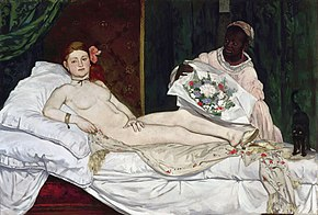 "Manet's ""Olympia"""