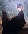 Eduard manet, l'amazzone, ritratto di maria lefébure, 1870-75 ca. 02.JPG