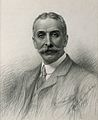 Edward Law. Pencil drawing by H. M. Raeburn, 1909. Wellcome V0003431.jpg